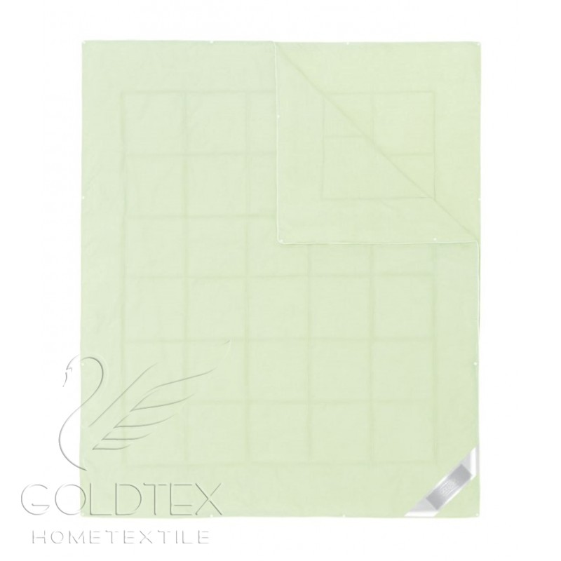Одеяло 4 сезона, размер 1,5 спальное (140х205 см)Одеяла<br>Длина: 205 см <br>Ширина: 140 см <br>Чехол: Двойной, стеганый, на кнопках, с кантом <br>Плотность наполнителя: 150 г/кв. м<br><br>Тип: Одеяло<br>Размер: 140х205<br>Материал: Полиэстер