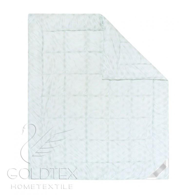 Одеяло Delicate Touch Бамбук, размер 2,0 спальное (172х205 см)Одеяла<br>Длина:205 см<br>Ширина:172 см<br>Чехол:Стеганый<br>Плотность наполнителя:300 г/кв. м<br><br>Тип: Одеяло<br>Размер: 172х205<br>Материал: Бамбук