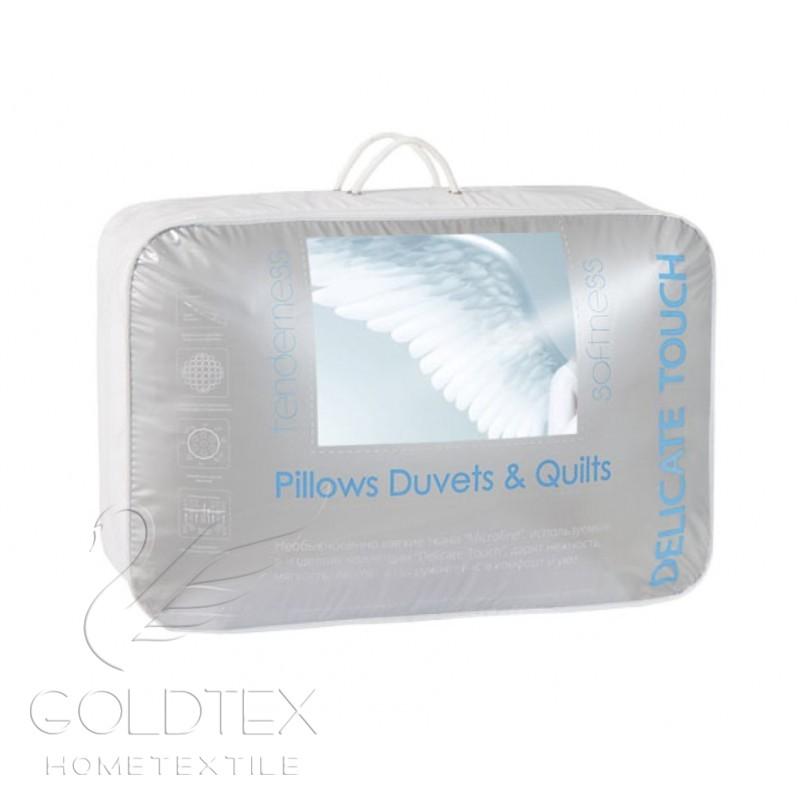 """Одеяло """"Delicate Touch"""" Лебяжий пух, размер Евро (200х220 см)"""
