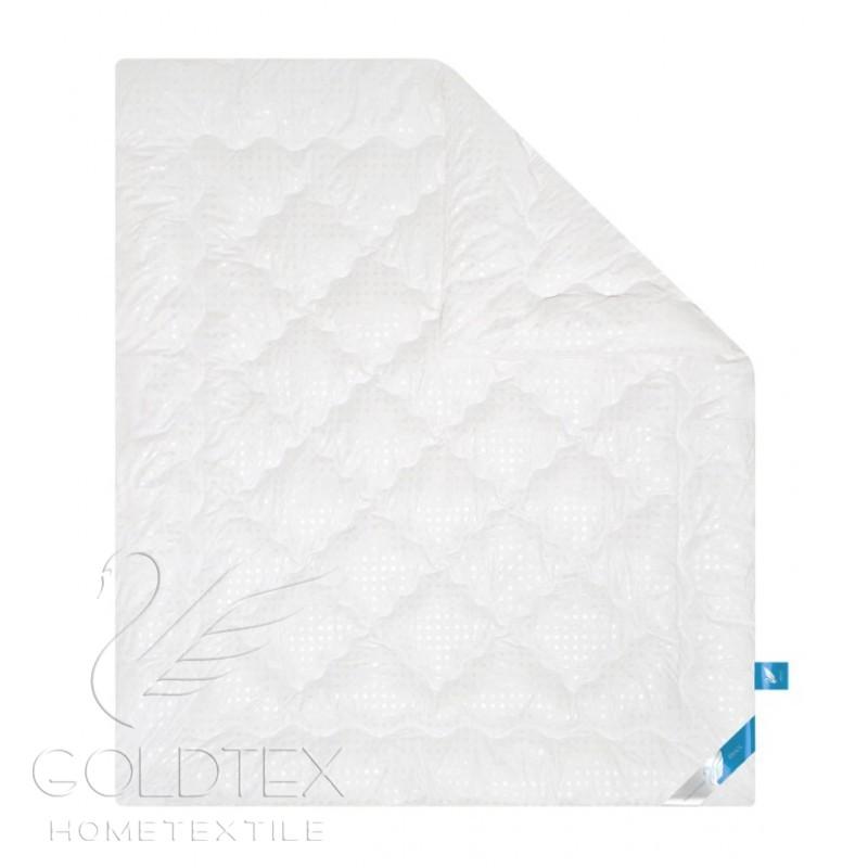Одеяло Swan Down Collection, размер Евро (200х220 см)Одеяла<br>Длина: 220 см <br>Ширина: 200 см <br>Чехол: Стеганый <br>Плотность наполнителя: 300 г/кв. м<br><br>Тип: Одеяло<br>Размер: 200х220<br>Материал: Лебяжий пух