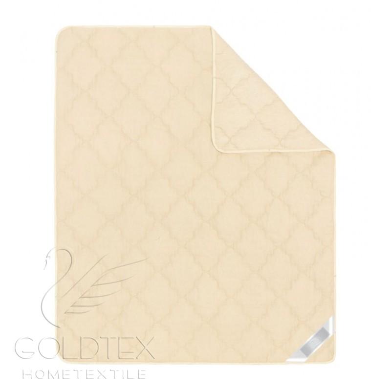 Одеяло Люкс Soft, размер 1,5 спальное (140х205 см)Одеяла<br>Длина: 205 см <br>Ширина: 140 см <br>Чехол: Стеганый, с окаймляющей лентой <br>Плотность наполнителя: 150 г/кв. м<br><br>Тип: Одеяло<br>Размер: 140х205<br>Материал: Овечья шерсть