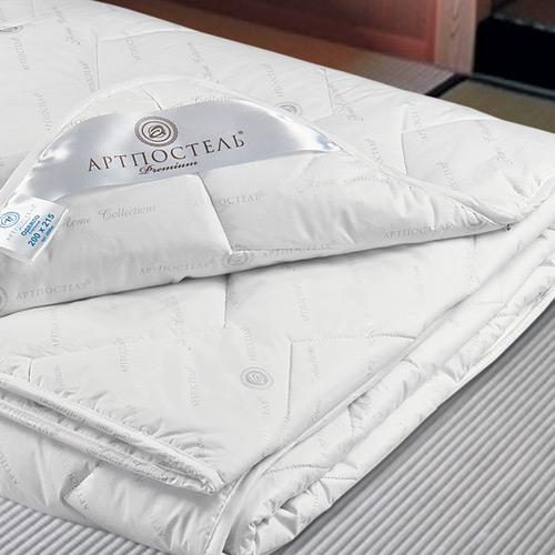 "Одеяло ""Бамбук"" Premium, размер Евро (200х215 см) АртПостель"