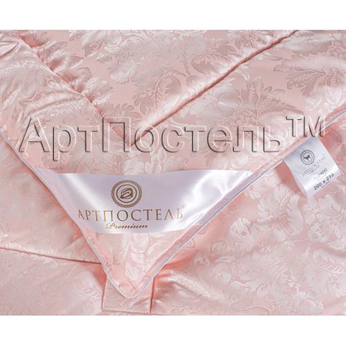 Одеяло Кашемир Premium, размер Евро (200х215 см)Одеяла<br>Длина:215 см<br>Ширина:200 см<br>Чехол:Стеганый, с кантом<br>Плотность наполнителя:300 г/кв. м<br><br>Тип: Одеяло<br>Размер: 200x215<br>Материал: Козий пух