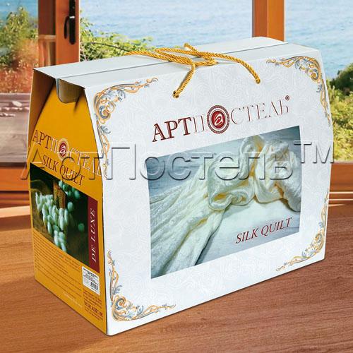 """Одеяло """"Silk Quilt"""" Premium, размер 1,5 спальное (140х205 см)"""