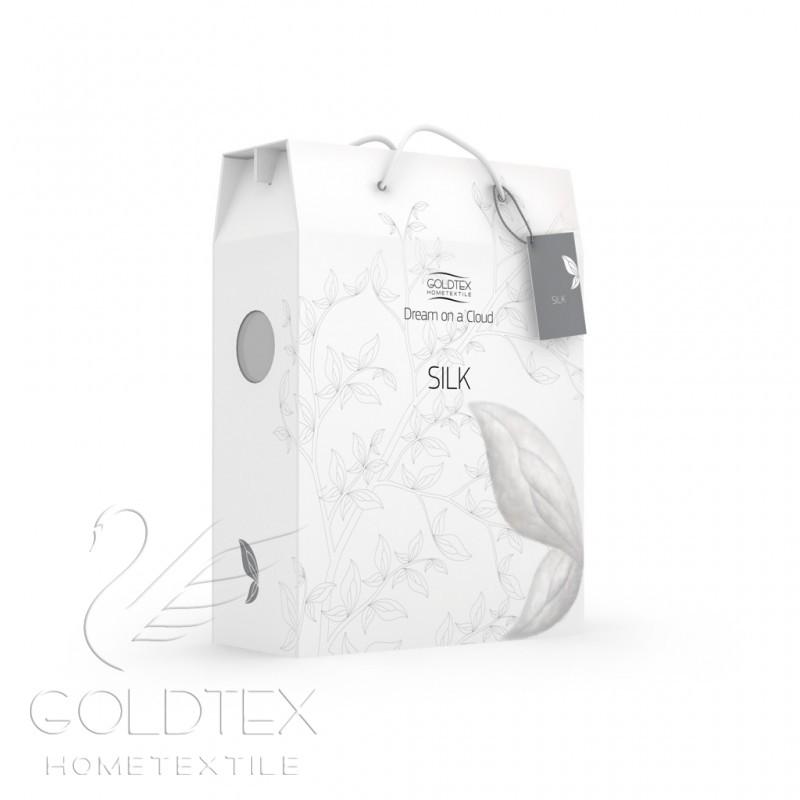 "Одеяло ""Silk Collection"", размер 1,5 спальное (140х205 см)"