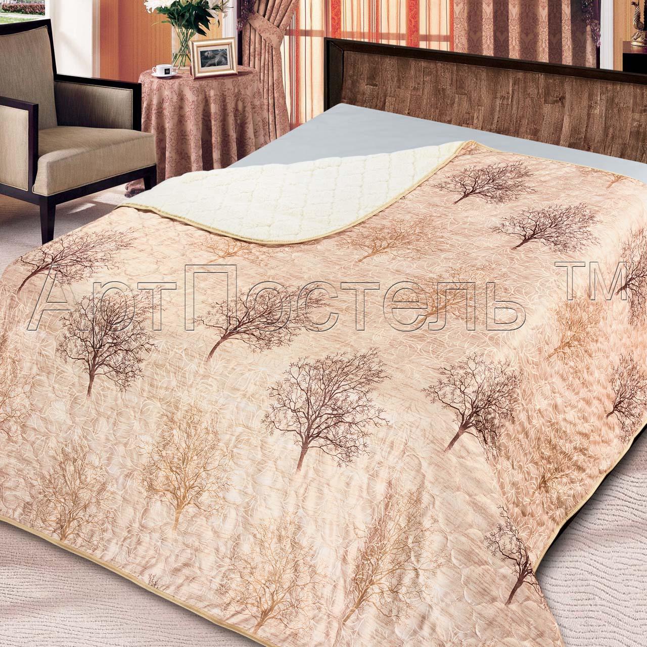 Покрывало  Вереск , размер 200х220 см - Текстиль для дома артикул: 12272