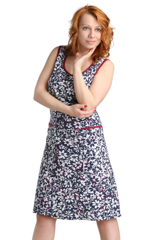 Жен. платье арт. 16-0002 р. 52Платья<br>Обхват груди:104 см<br>Обхват талии:86 см<br>Обхват бедер:112 см<br>Длина по спинке:107 см<br>Рост:164-170 см<br><br>Тип: Жен. платье<br>Размер: 52<br>Материал: Кулирка