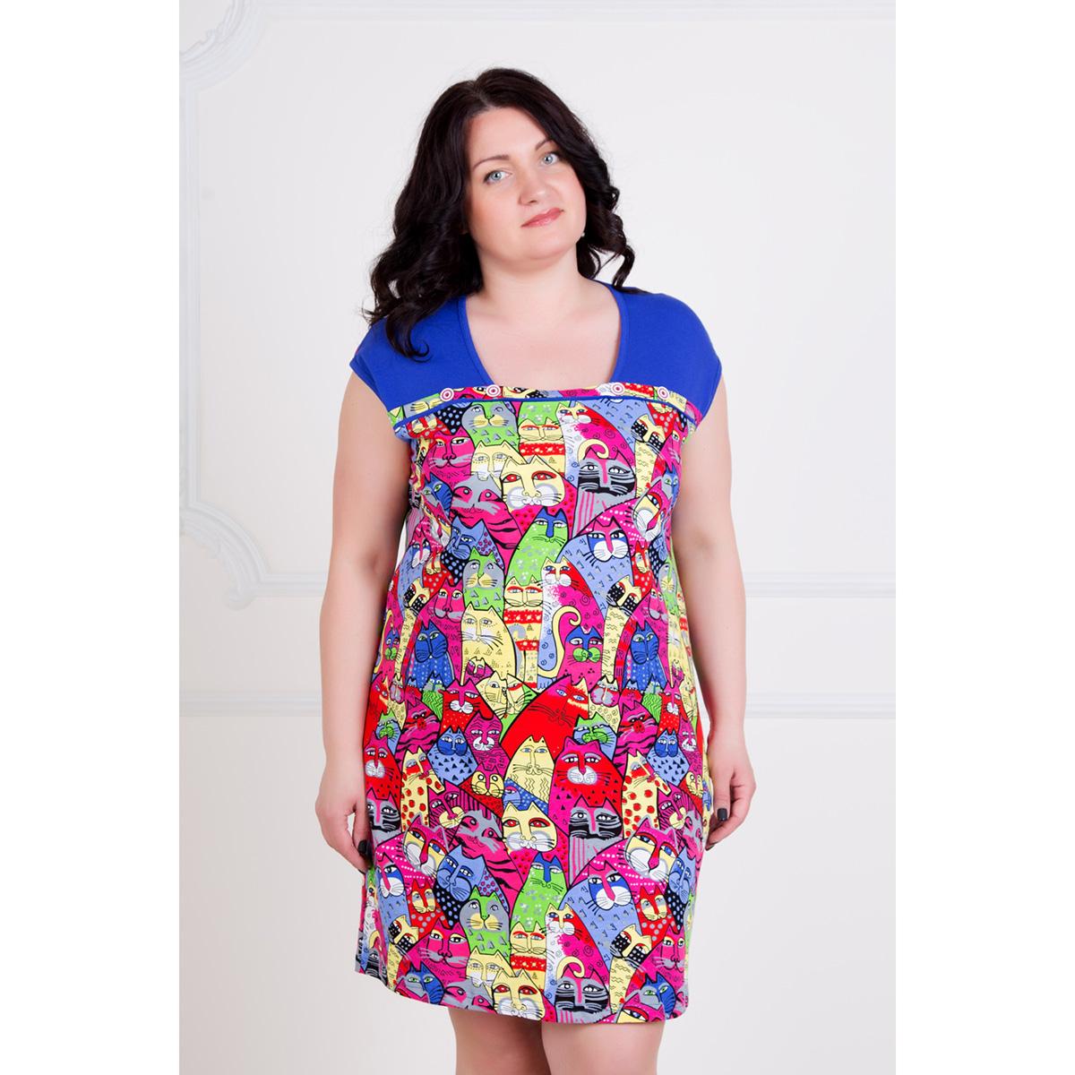 Жен. платье Забава Малиновый р. 44Платья<br>Обхват груди:88 см<br>Обхват талии:68 см<br>Обхват бедер:96 см<br>Длина по спинке:91 см<br>Рост:167 см<br><br>Тип: Жен. платье<br>Размер: 44<br>Материал: Кулирка