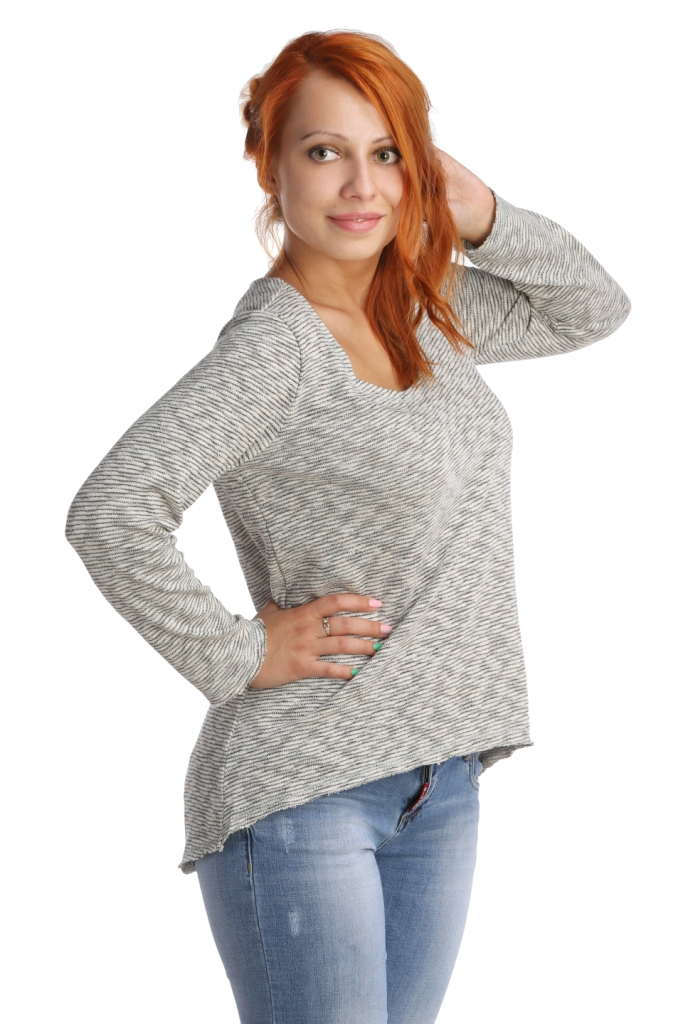 Жен. кофта арт. 16-0008 р. 46Блузы<br>Обхват груди:92 см<br>Обхват талии:73 см<br>Обхват бедер:100 см<br>Длина по спинке:71 см<br>Рост:164-170 см<br><br>Тип: Жен. кофта<br>Размер: 46<br>Материал: Хлопок