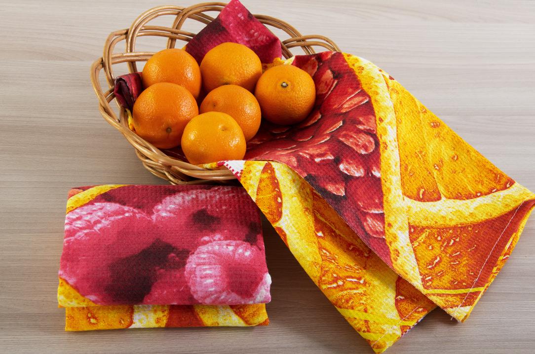 Набор салфеток  Яркий вкус , размер 43х70 см. - Текстиль для дома артикул: 12233