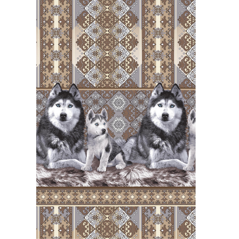 Вафельное полотенце Аляска р. 100х150Вафельные полотенца<br>Плотность ткани: 150 г/кв. м<br><br>Тип: Вафельное полотенце<br>Размер: 100х150<br>Материал: Вафельное полотно
