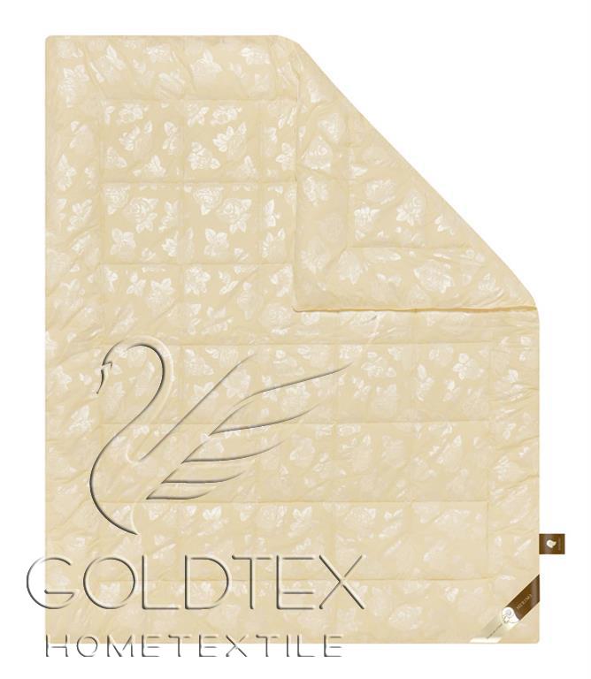 Одеяло Merino Collection облегченное, размер Евро (200х220 см)Одеяла<br>Длина: 220 см <br>Ширина: 200 см <br>Чехол: Стеганый, с кантом <br>Плотность наполнителя: 150 г/кв. м<br><br>Тип: Одеяло<br>Размер: 200х220<br>Материал: Овечья шерсть