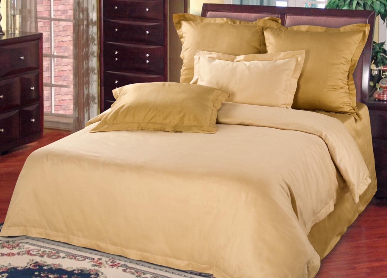 Комплект Dorado, размер 2,0-спальный с 4 наволочкамиБамбуковое волокно<br>Пододеяльник: 220х175 см - 1 шт. <br>Простыня: 220х240 см - 1 шт. <br>Наволочка: 70х70 см - 2 шт. 50х70 см - 2 шт.<br><br>Тип: КПБ<br>Размер: 2,0-сп. 4 нав.<br>Материал: Бамбук