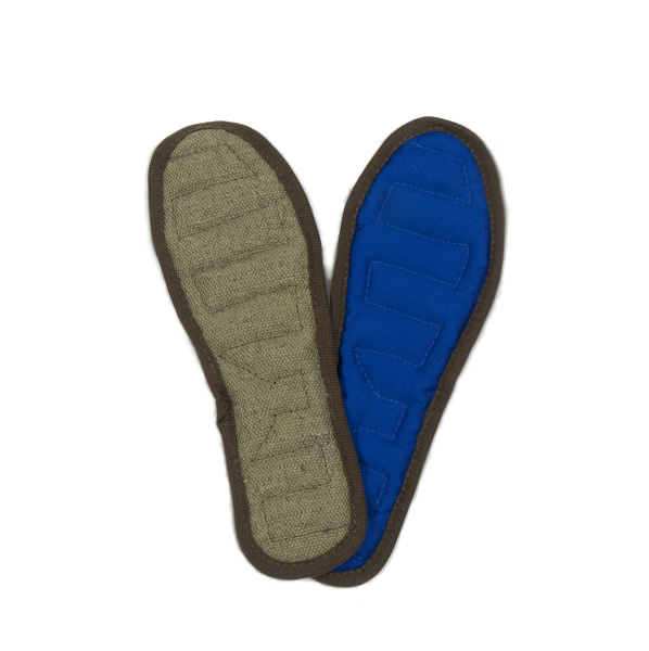 Стельки противогрибковые Здоровье ваших ног, размер 45-46Согревающий<br><br><br>Тип: -<br>Размер: 45-46<br>Материал: Лузга гречихи