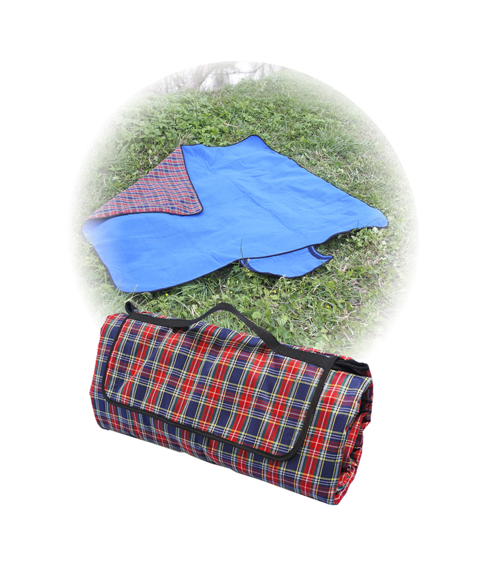 Коврик Пикник, размер 130х150 смРазные мелочи<br><br><br>Тип: -<br>Размер: -<br>Материал: Полиэстер