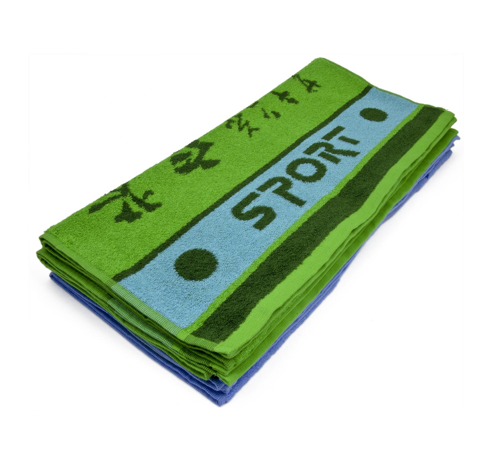 Полотенце Каратэ, цвет Зеленый, размер 50х90 смМахровые полотенца<br>Плотность ткани: 400 г/кв. м.<br><br>Тип: Полотенце<br>Размер: 50х90<br>Материал: Махра