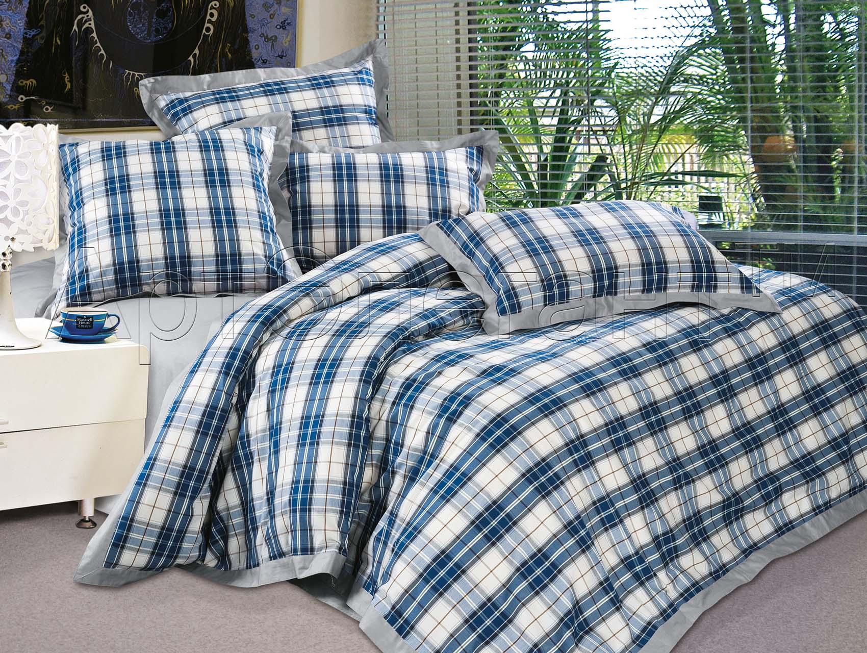 Комплект  Орлеан , размер 2,0-спальный с 4 наволочками - Постельное белье артикул: 10642