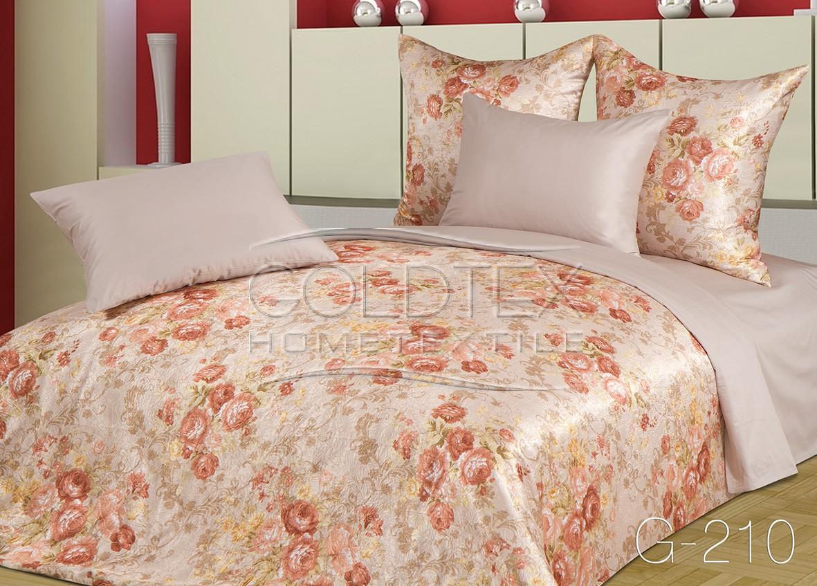 КПБ  Нежность №210 , размер 2,0-спальный с 4 наволочками - Постельное белье артикул: 10829