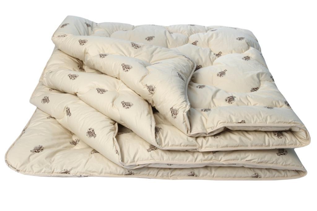 Одеяло Верблюжья шерсть Оригинал, размер 1,5 спальное (140х205 см)
