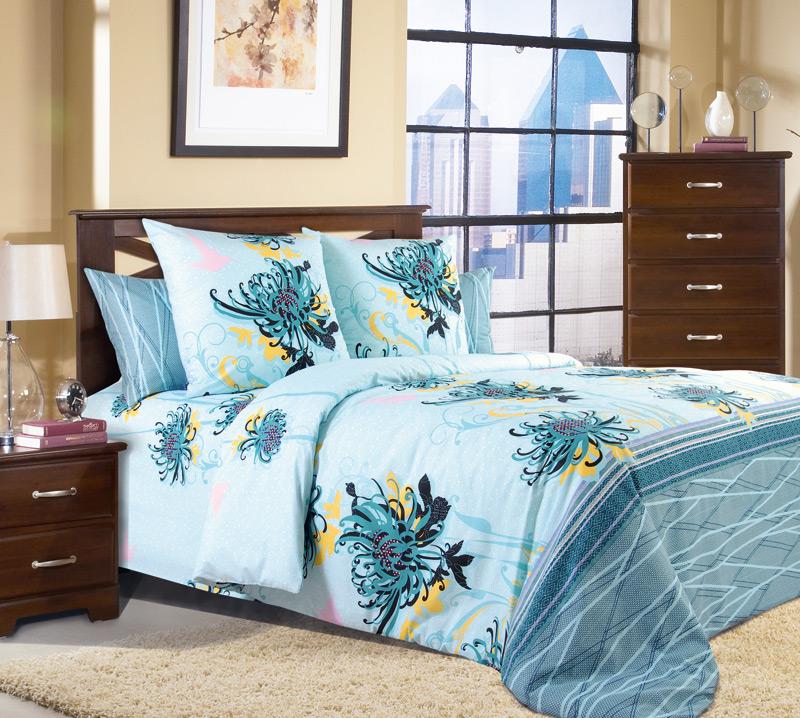 Комплект  Адажио на голубом , размер Семейный - Акции и скидки артикул: 9776