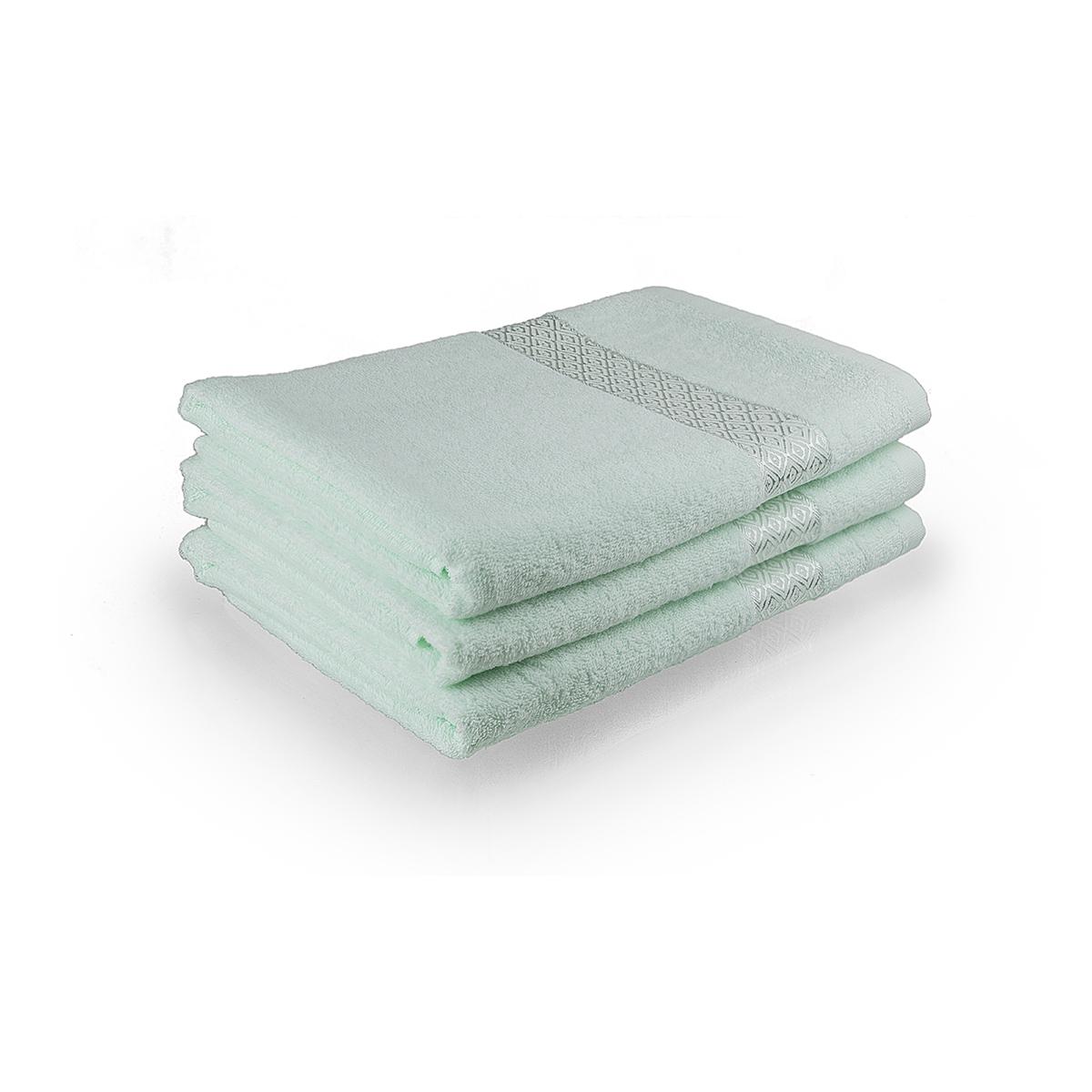 Полотенце Серебро Зеленый, размер 70х140 смМахровые полотенца<br>Плотность ткани:360 г/кв. м.<br><br>Тип: Полотенце<br>Размер: 70х140<br>Материал: Махра