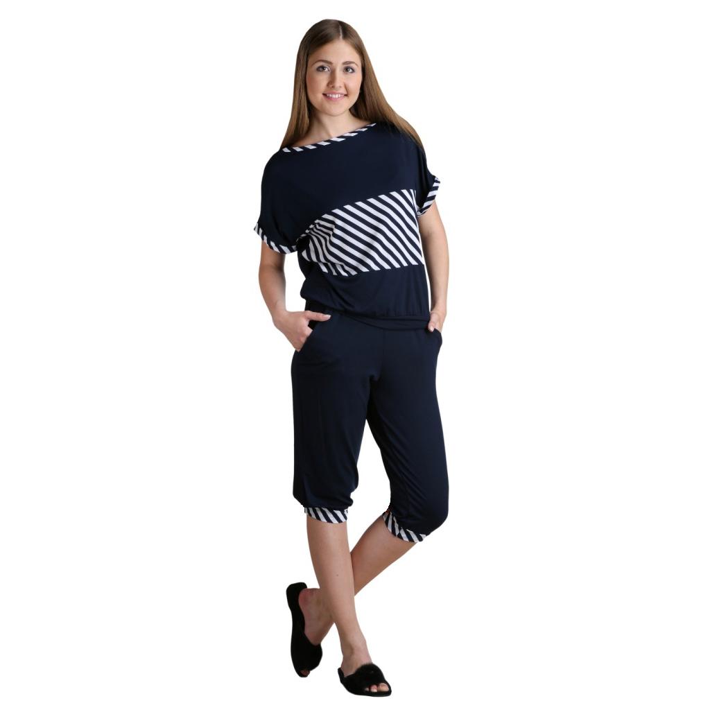 Женский костюм «Рокси», размер 48Костюмы<br>Обхват груди: 96 см <br>Обхват талии: 77 см <br>Обхват бедер: 104 см <br>Рост: 164-170 см<br><br>Тип: Жен. костюм<br>Размер: 48<br>Материал: Вискоза