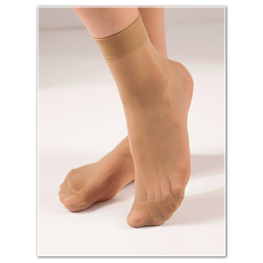 Носки капроновые - 10 пар, цвет ЧерныйНоски и чулки<br><br><br>Тип: -<br>Размер: -<br>Материал: -