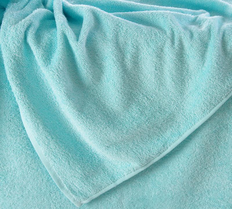 Махровая простынь Итали Голубой, размер 155х200 смПростыни<br>Плотность ткани:380 г/кв. м<br><br>Тип: Простыня<br>Размер: 1,5-сп.<br>Материал: Махра