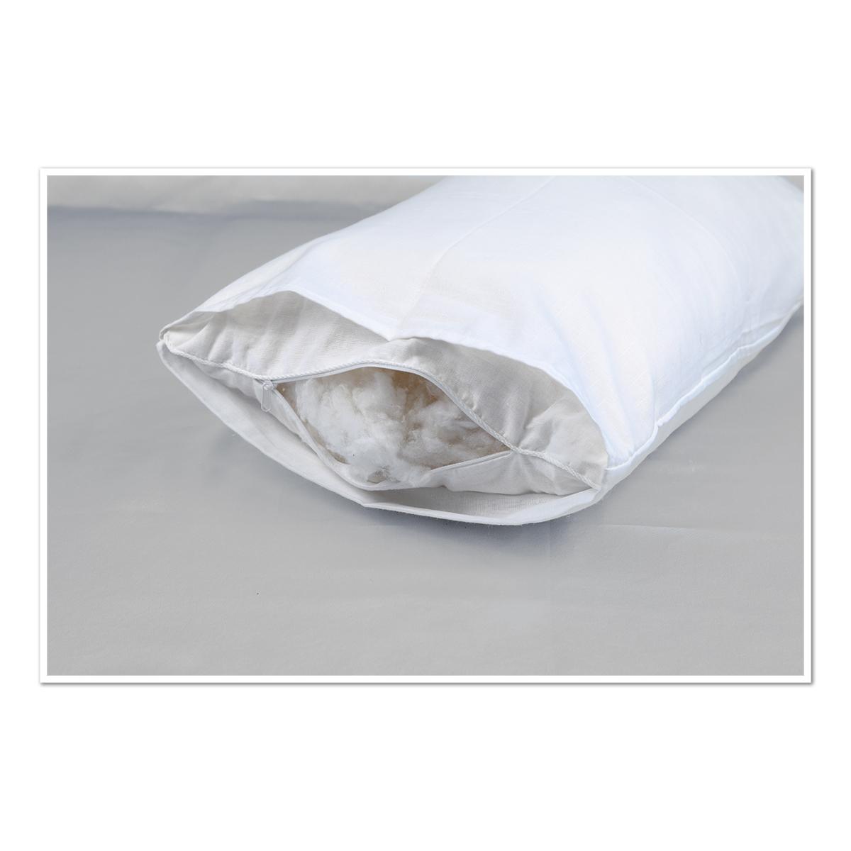 Подушка Льняная Бамбук, размер Подушка 40х60Подушки<br>Чехол: С кантом, на молнии <br>Регулировка высоты: Возможна<br><br>Тип: Подушка<br>Размер: 40х60<br>Материал: Лен