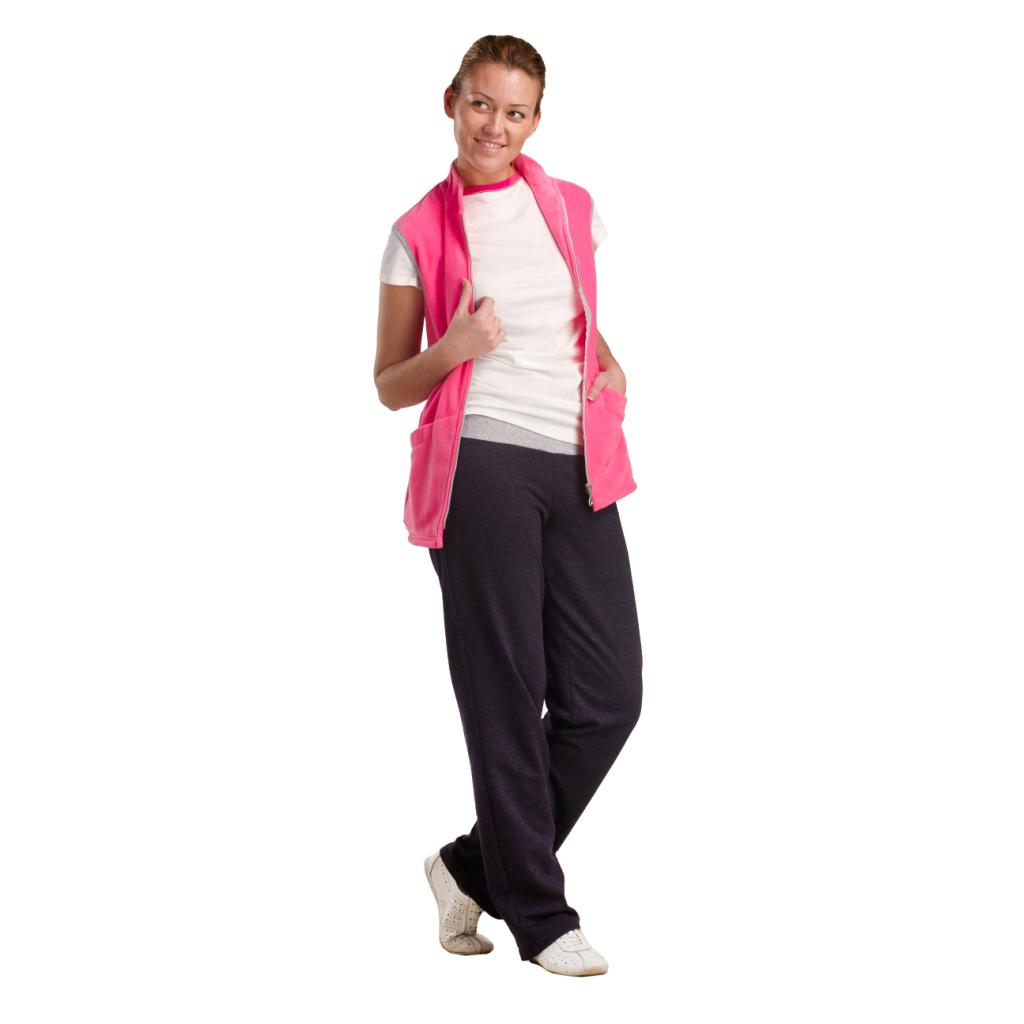 Женские брюки Алекси Черный, размер 52Шорты, бриджи, брюки<br>Обхват талии:86 см<br>Обхват бедер:112 см<br>Рост:164-170 см<br>Длина по внеш. шву:108 см<br><br>Тип: Жен. брюки<br>Размер: 52<br>Материал: Футер