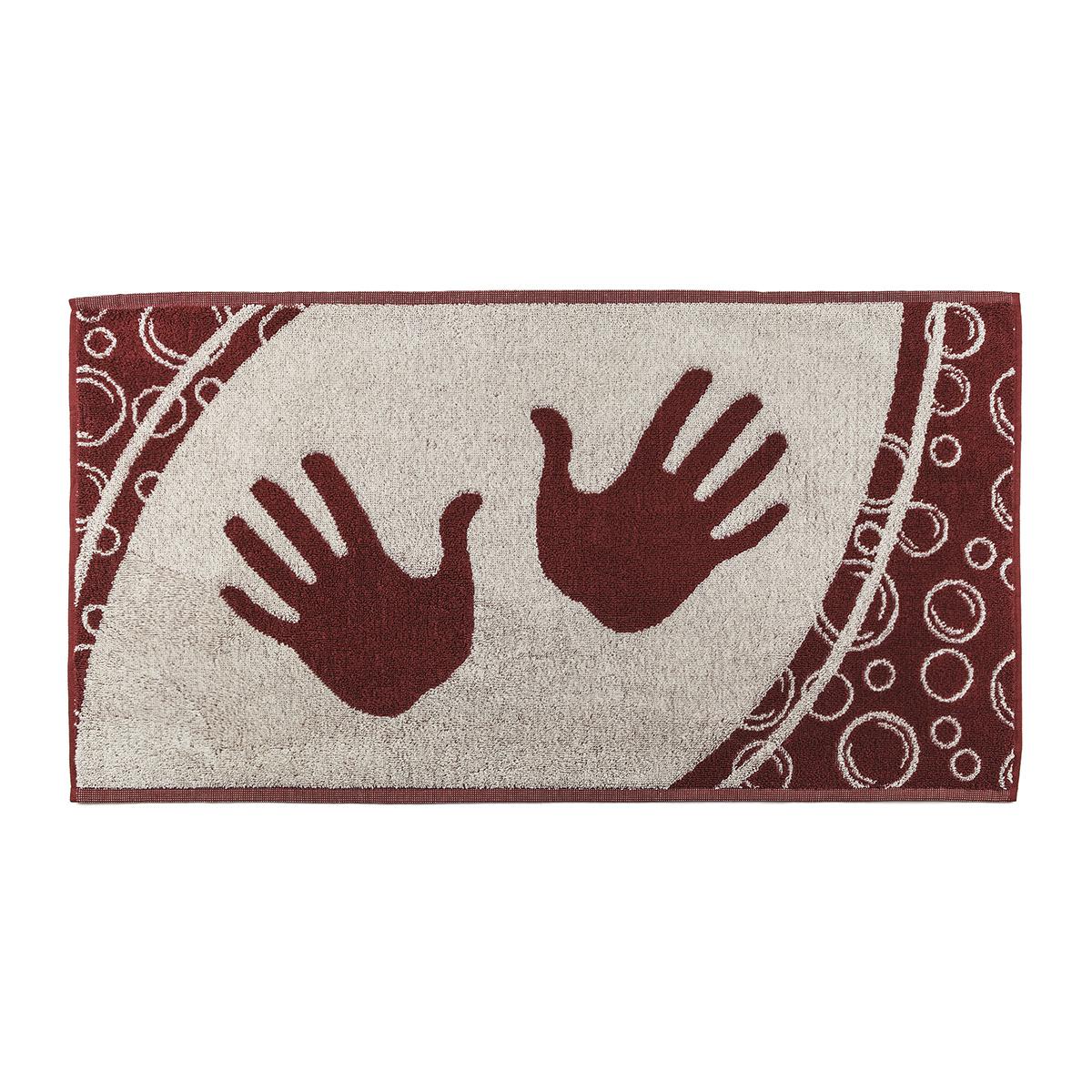Полотенце Для рук арт. 0521, размер 40х70 см.Махровые полотенца<br>Плотность ткани:420 г/кв. м<br><br>Тип: Полотенце<br>Размер: 40х70<br>Материал: Махра