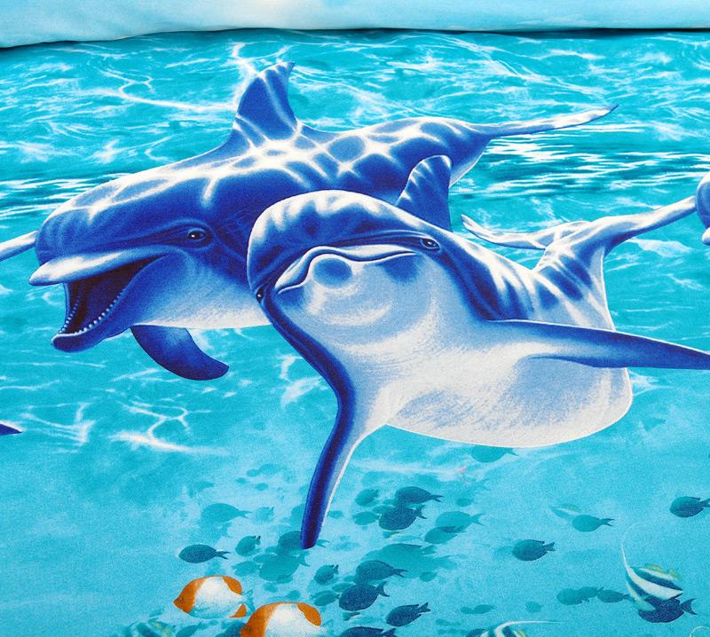 прованс веселые рисунки дельфинов только цена редкость