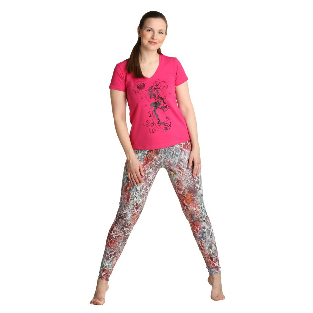Женские леггинсы Вайлд Коричневый, размер 42Шорты, бриджи, брюки<br>Обхват талии:65 см<br>Обхват бедер:92 см<br>Длина по внеш. шву:96 см<br>Рост:164-170 см<br><br>Тип: Жен. капри<br>Размер: 42<br>Материал: Полиэстер