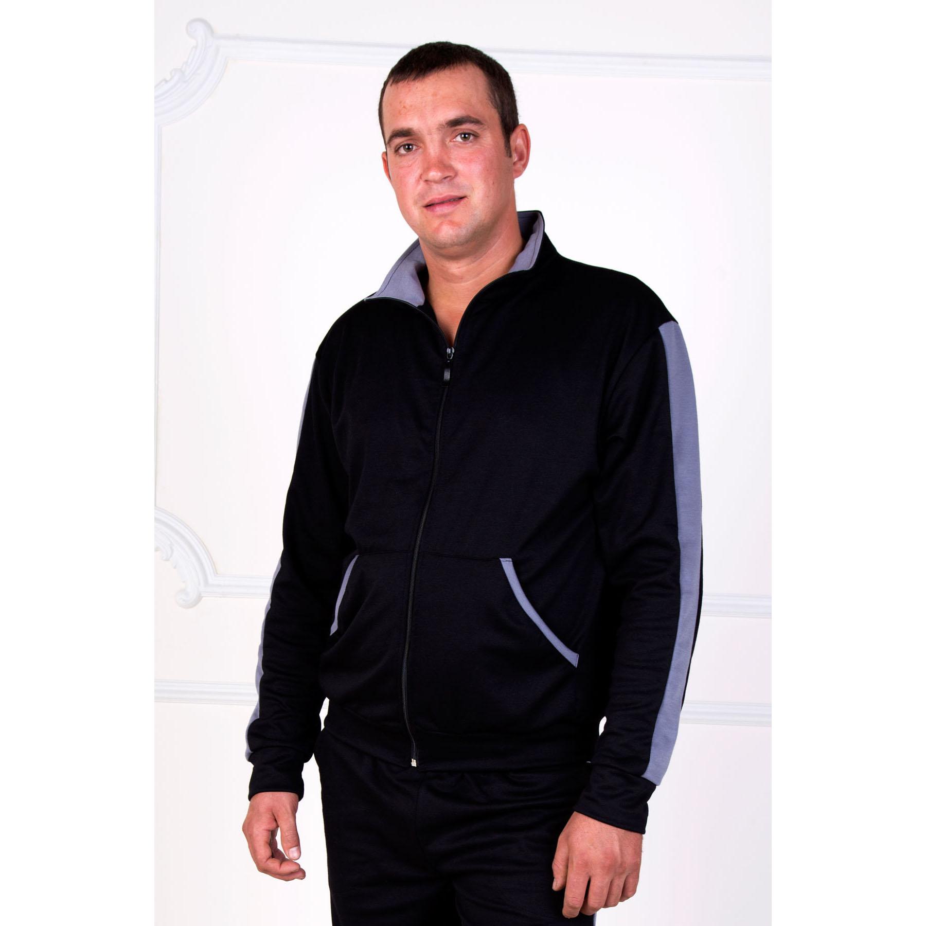 """Спортивный мужской костюм """"Атлант"""", размер 52 Лика Дресс"""