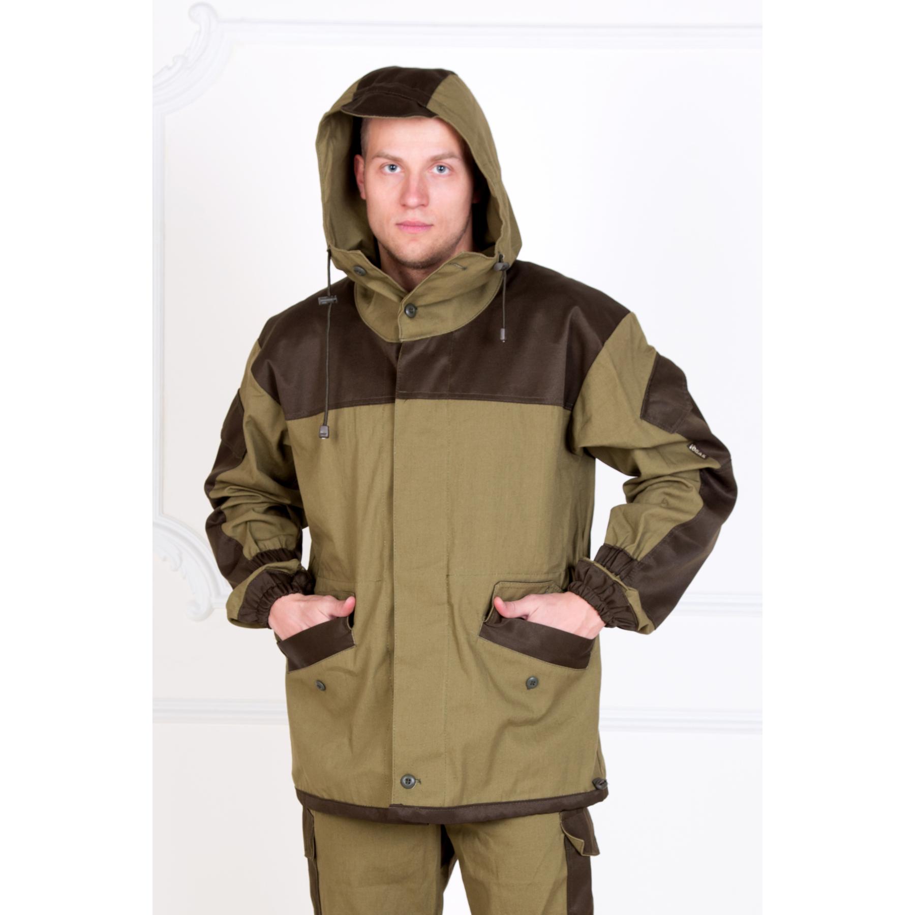 Мужской спецкостюм «Горка-3», размер 56Спецодежда<br><br><br>Тип: Муж. костюм<br>Размер: 56<br>Материал: Хлопок