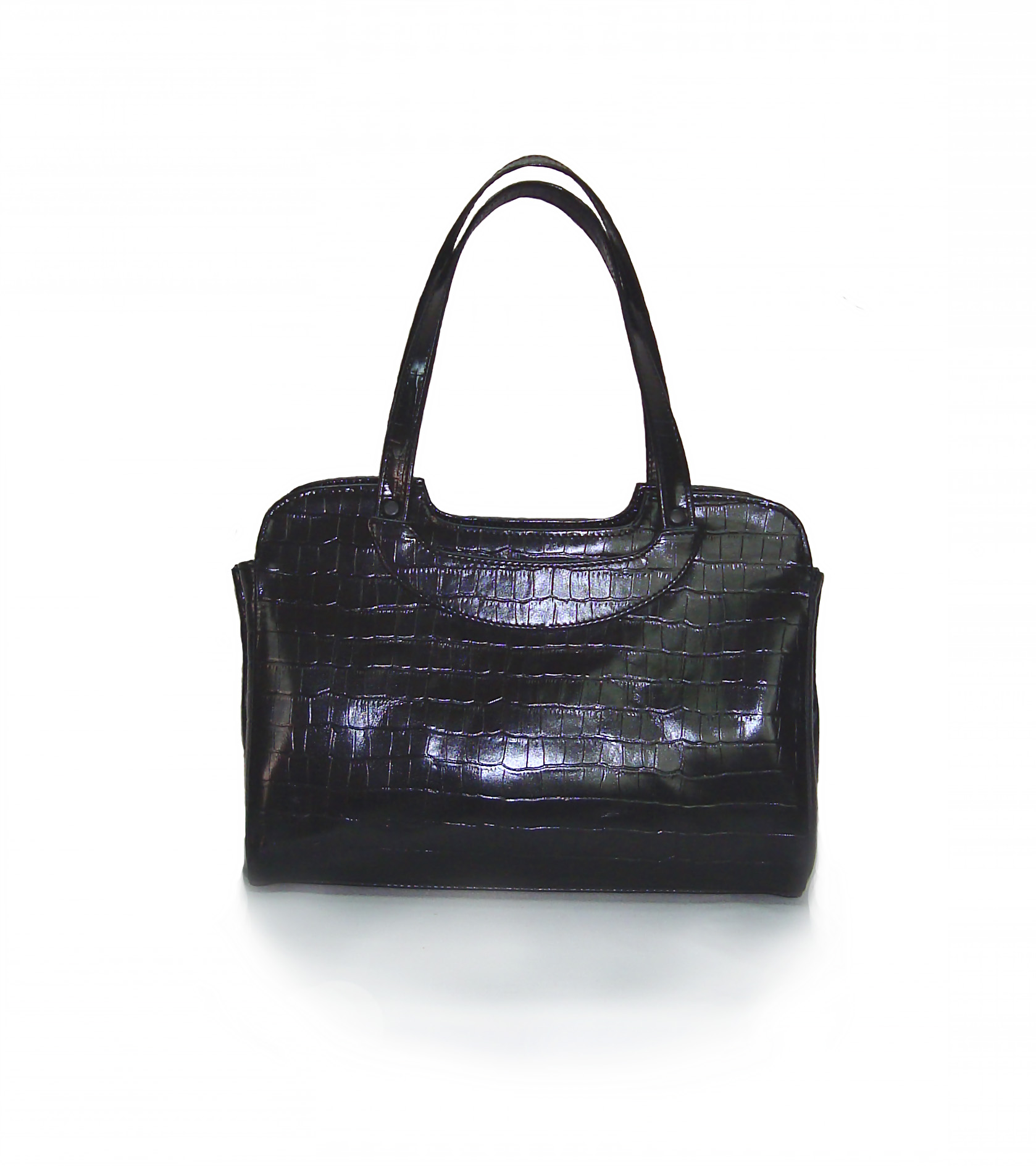 Сумка Модель № 16Сумки и др. изделия из кожи<br>Высота сумки: 22 см <br>Ширина сумки: 32 см <br>Ширина дна: 12 см <br>Ширина в верху: 8 см <br>Длинна ручек: 48 см<br><br>Тип: Сумка<br>Размер: -<br>Материал: Натуральная кожа