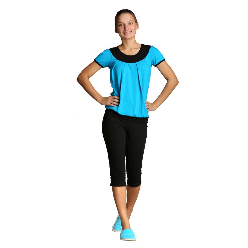 Женская блуза Ирэн Бирюзовый, размер 48Блузки, майки, кофты<br>Обхват груди:96 см<br>Обхват талии:77 см<br>Обхват бедер:104 см<br>Длина по спинке:64.5 см<br>Рост:164-170 см<br><br>Тип: Жен. блузка<br>Размер: 48<br>Материал: Вискоза