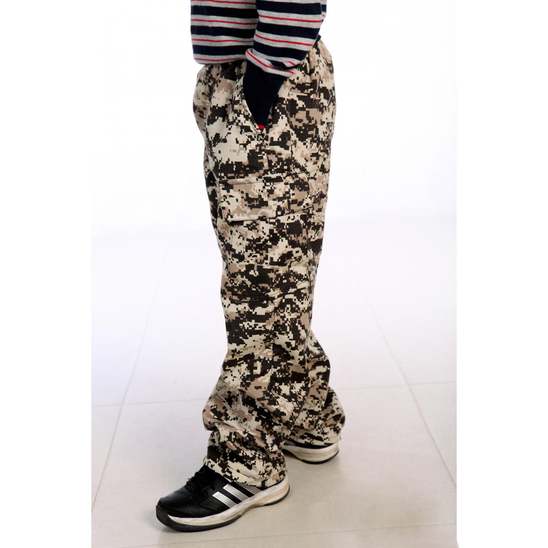 """Детские брюки """"Юниор"""", размер 38 Лика Дресс"""