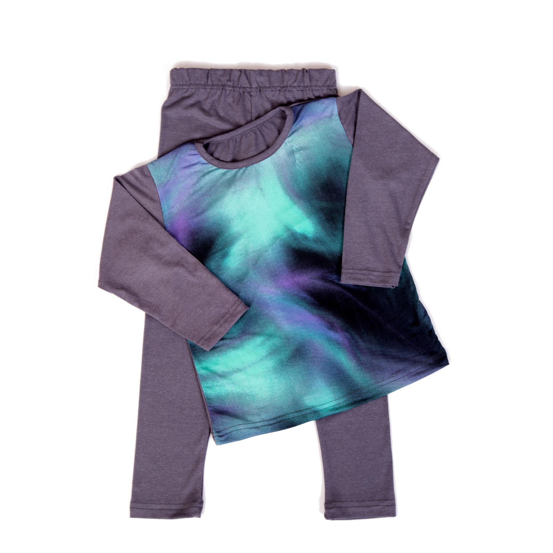 Детский костюм Ариша, размер 26Костюмы<br><br><br>Тип: Дет. костюм<br>Размер: 26<br>Материал: Вискоза