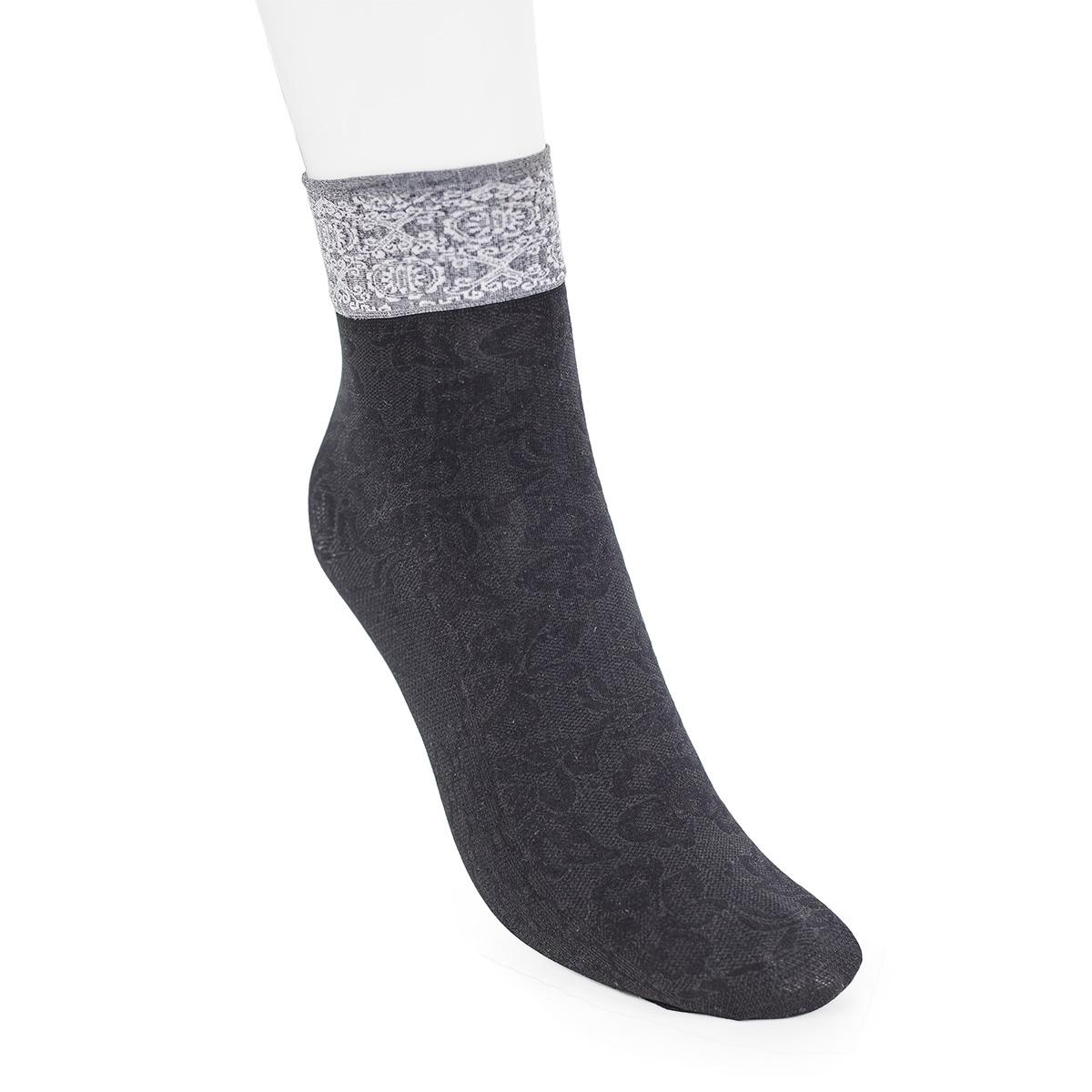 Носки женские капроновые «Ланю», цвет ТелесныйНоски и чулки<br><br><br>Тип: Жен. носки<br>Размер: 36-41<br>Материал: Полиэстер