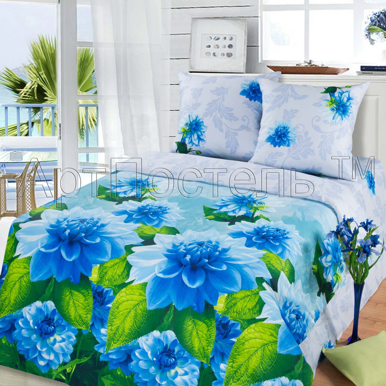 Постельный комплект 1,5 спальный «Герцог», размер 1,5 сп. - Постельное белье артикул: 8028