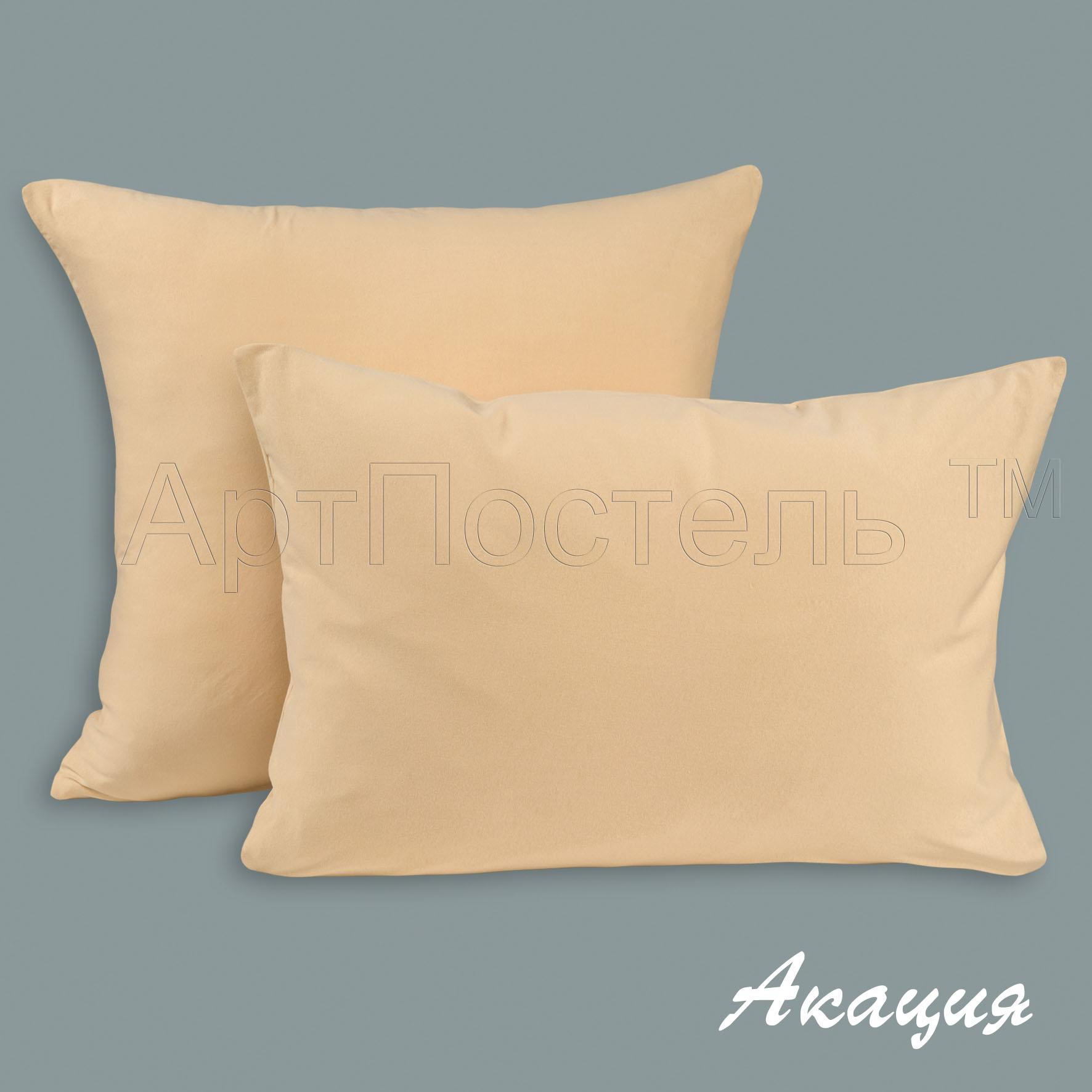 Наволочки Акация, размер 50х70 смНаволочки<br>Плотность ткани: 140 г/кв. м <br>Количество: 2 шт.<br><br>Тип: Наволочки<br>Размер: 50х70<br>Материал: Кулирка