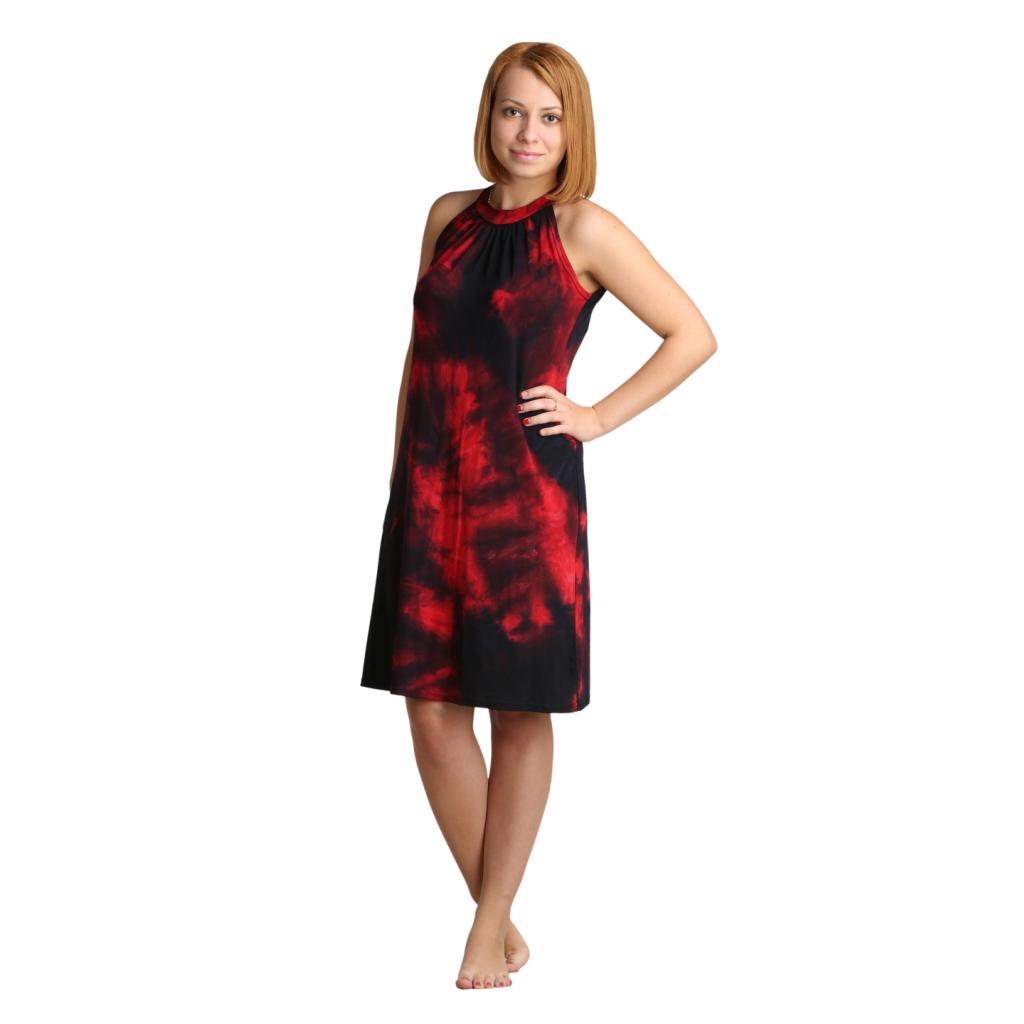 Женское платье Стелара Красный, размер 42Платья<br>Обхват груди:84 см<br>Обхват талии:65 см<br>Обхват бедер:92 см<br>Длина по спинке:89 см<br>Рост:164-170 см<br><br>Тип: Жен. платье<br>Размер: 42<br>Материал: Вискоза