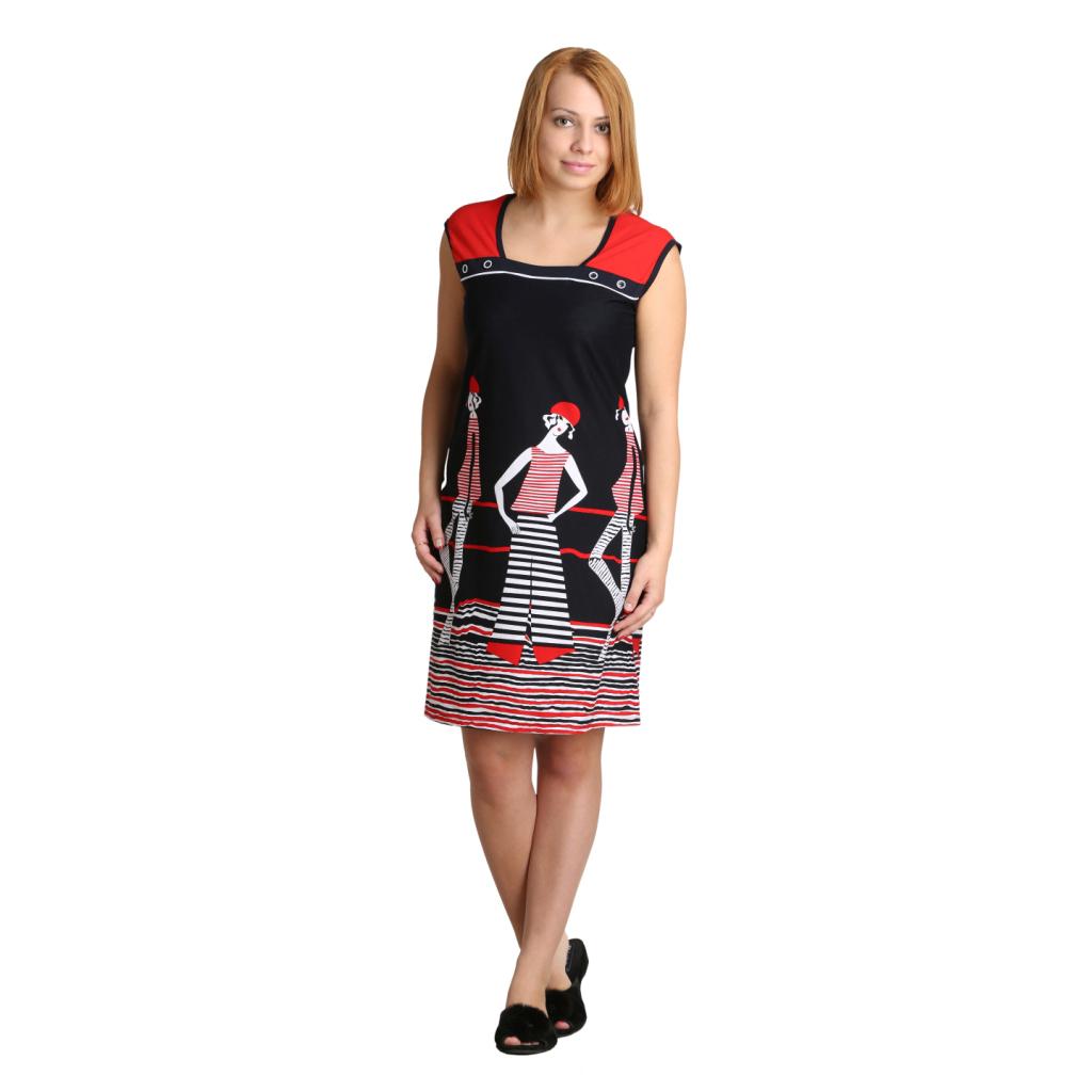 Женское платье Мерил, размер 46Платья, туники<br>Обхват груди:92 см<br>Обхват талии:73 см<br>Обхват бедер:100 см<br>Длина по спинке:92 см<br>Рост:164-170 см<br><br>Тип: Жен. платье<br>Размер: 46<br>Материал: Кулирка