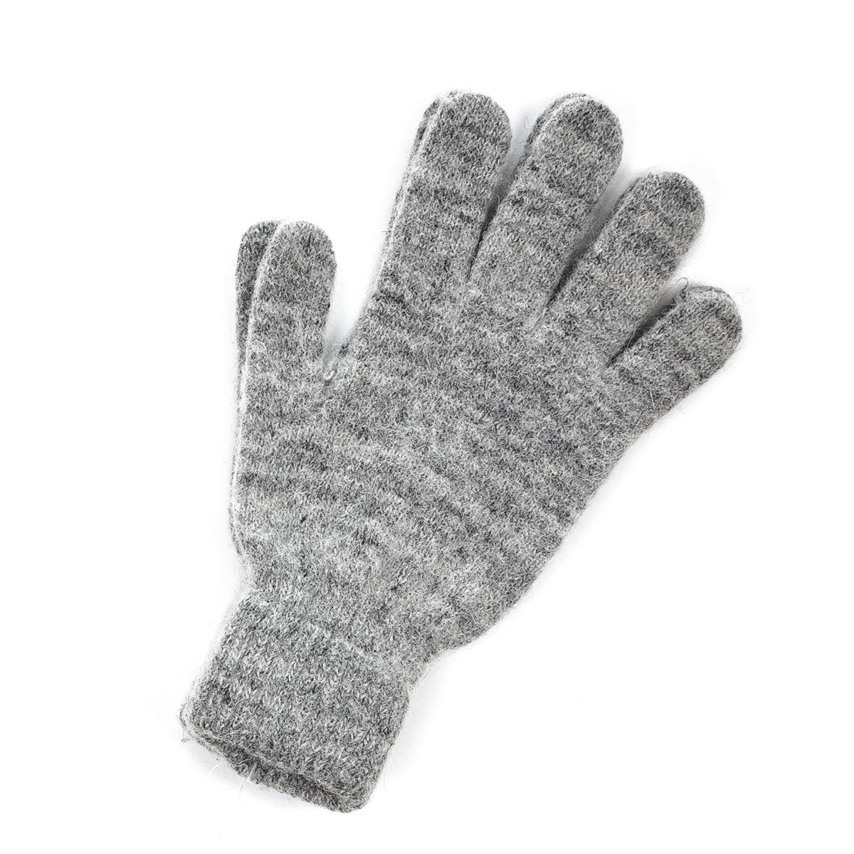 Перчатки Шерстяные, цвет ЧерныйАксессуары и обувь<br><br><br>Тип: Аксессуары<br>Размер: -<br>Материал: Овечья шерсть