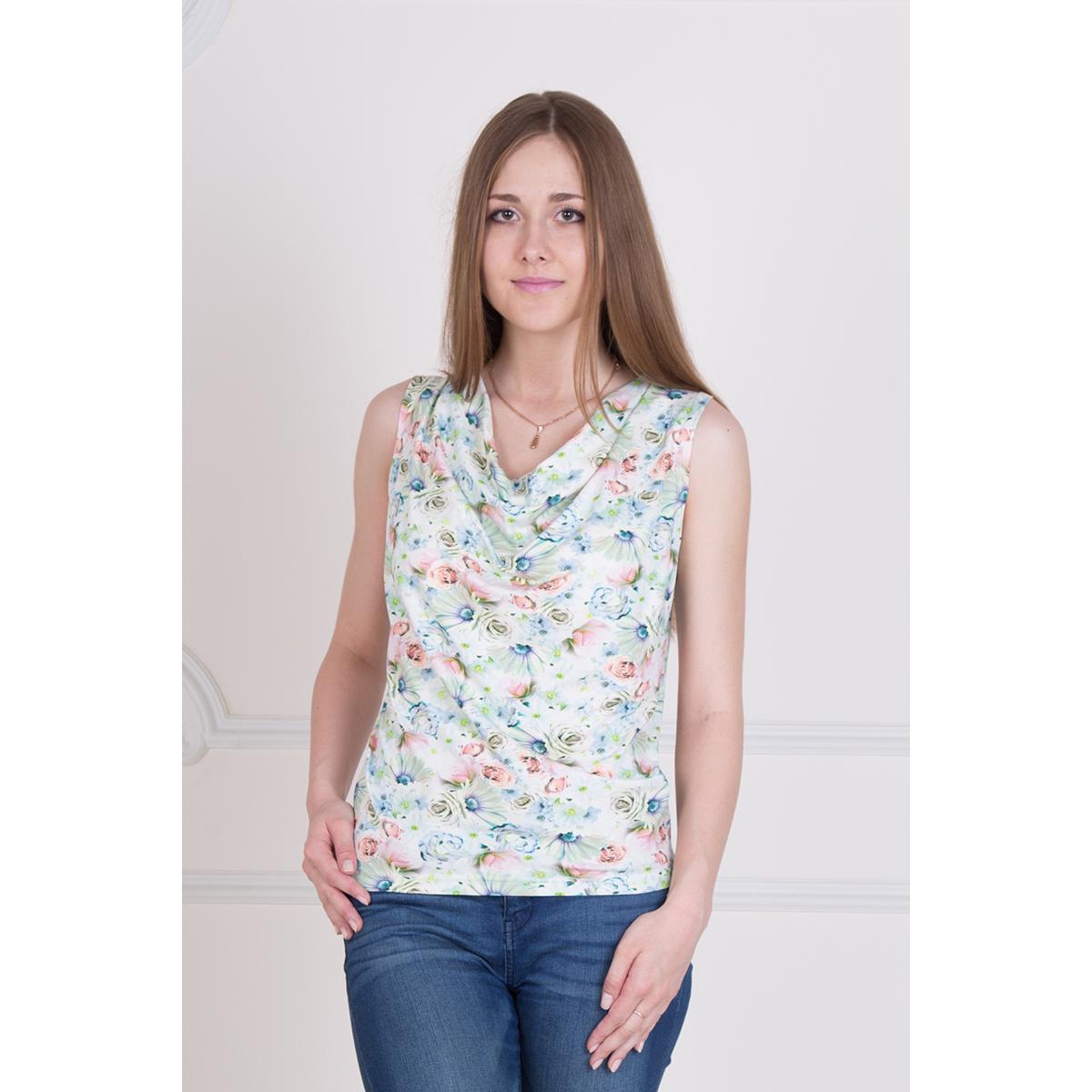Женская блуза Элиза арт. 0116, размер 44Блузки, майки, кофты<br>Обхват груди:88 см<br>Обхват талии:68 см<br>Обхват бедер:96 см<br>Рост:167 см<br><br>Тип: Жен. блуза<br>Размер: 44<br>Материал: Вискоза