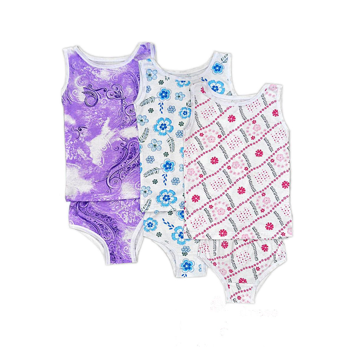 Детский комплект Софушка, размер 32Нижнее и нательное белье<br><br><br>Тип: Дет. трусы<br>Размер: 32<br>Материал: Кулирка