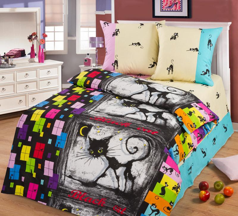 Детский комплект  Джокер , размер 1,5 сп. - Постельное белье артикул: 7835