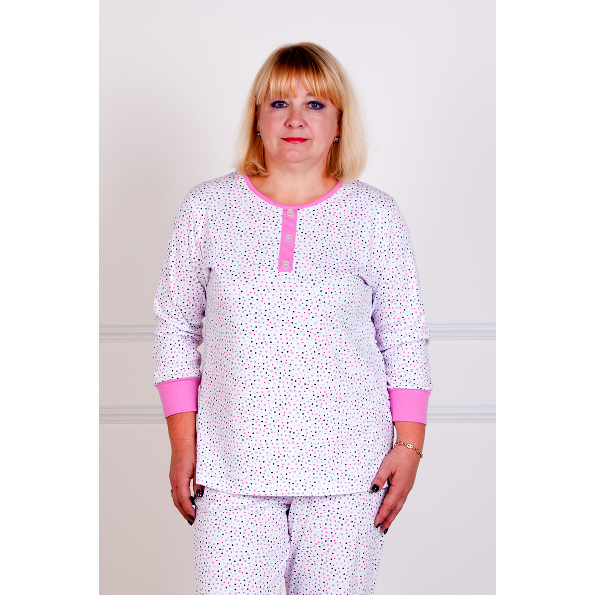 "Женский пижама ""Дарина"", размер 54 Лика Дресс"