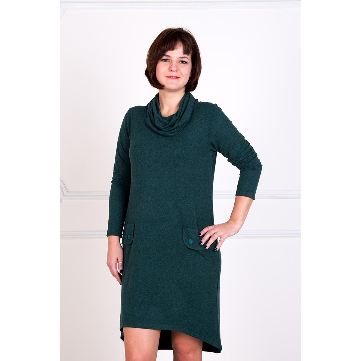 Женское платье Джоли, размер 44Платья<br>Обхват груди:88 см<br>Обхват талии:68 см<br>Обхват бедер:96 см<br>Рост:167 см<br><br>Тип: Жен. платье<br>Размер: 44<br>Материал: Ангора